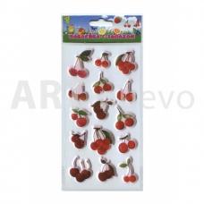 Sticker Стикеры детские в ассортименте 20,5х9,5 см ароматизированные