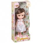 Кукла Катенька 16,5 см, ВОХ 8,5×5×20 см, 2 вида, арт.M6619.