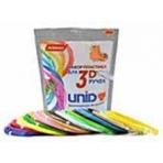 UNID PRO-F (по 10м. 3 цвета светящихся в темноте, в коробке)