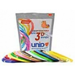 UNID ABS-MIX7 (по 10м. 7 рандомных цветов в коробке)