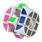 Кубик- головоломка с круглым отверстием в центре. Продаются комплектом 6 шт, цена за 1 шт