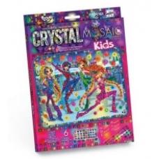 Набор креативного тв-ва Crystal Mosaic Девочки феи