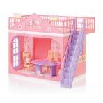 Домик маленькой принцессы, в/к 39*27*15,5 см.