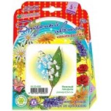 Набор для изготовления цветка из бисера «Нежный ландыш»