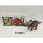 Динозавр на бат. свет+звук в кор. в кор.2*48шт