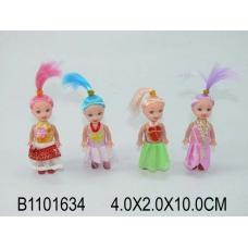 Кукла 198A в/п 4*2*10 см