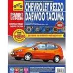 Ремонт без проблем.Chevrolet Rezzo/Daewoo Tacuma