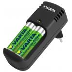 Зарядное устройство VARTA Easy Ener gy Mini + 2AA 2100 mAh R2U