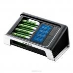 Зарядное устройство VARTA LCD Fast Charger+4x2400mAh+12V
