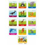 Обучающая карточка МЛЕКОПИТАЮЩИЕ 5-14-0249