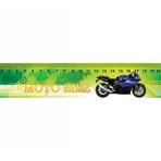 Закладка-линейка Спортивные мотоциклы 5-04-0162