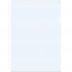 Папка-уголок А4 150мкм, прозрачная бесцветная Fmu15-1_862