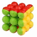 Кубик с шариками 6 см в пакете Арт.AN01354