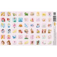 ДИСНЕЙ Наклейка (153 Х 92) Принцесса 4-21-0040