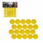 Набор м/пуль, 20 шариков для бластера, пакет