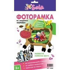 Фоторамка  Корова